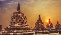 Borobudur Temple - 10 of The Best Indonesia Tourist Attractions